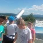 panorama Bieszczadów