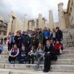Wycieczka do Aten 2017