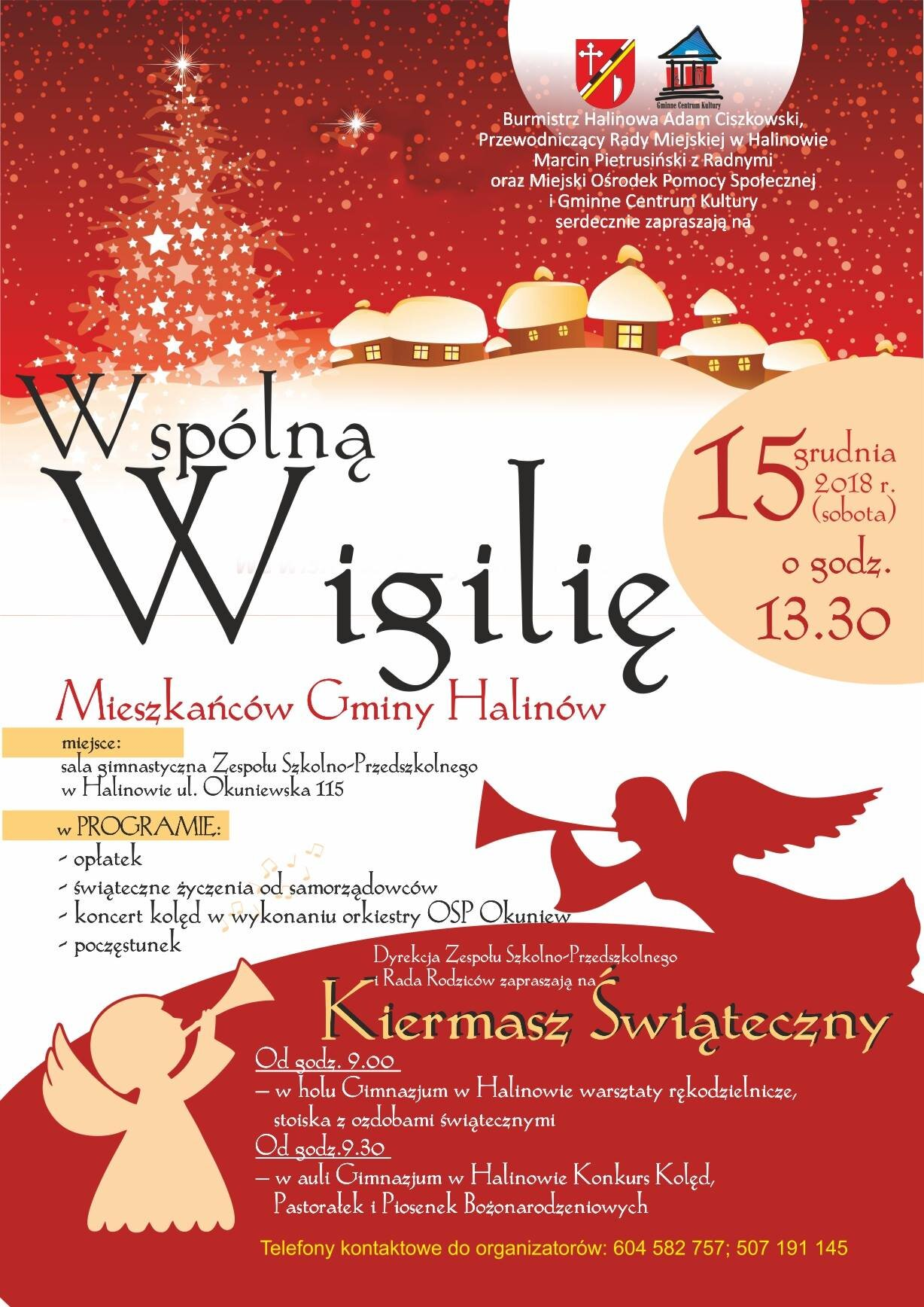 wigilia 2018_Halinow