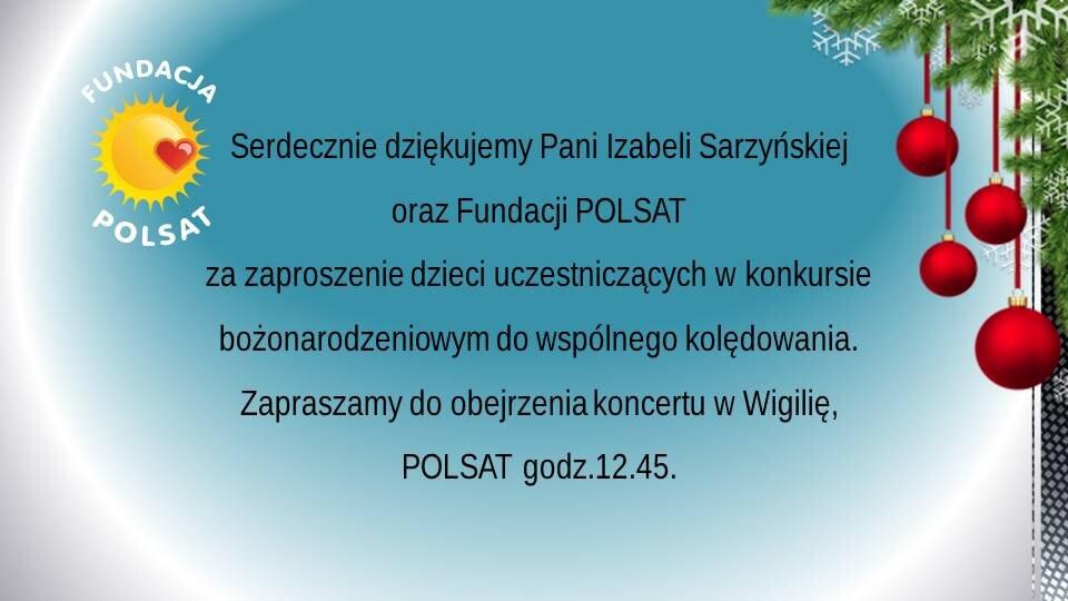podziekowanie_Polsat